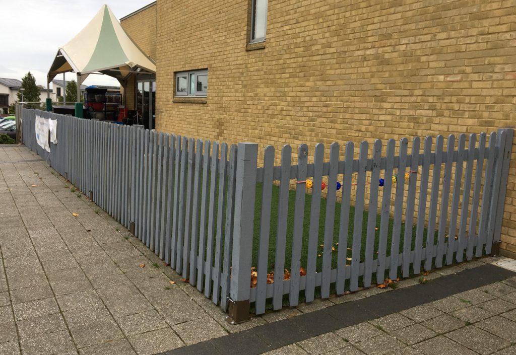 Creche fence